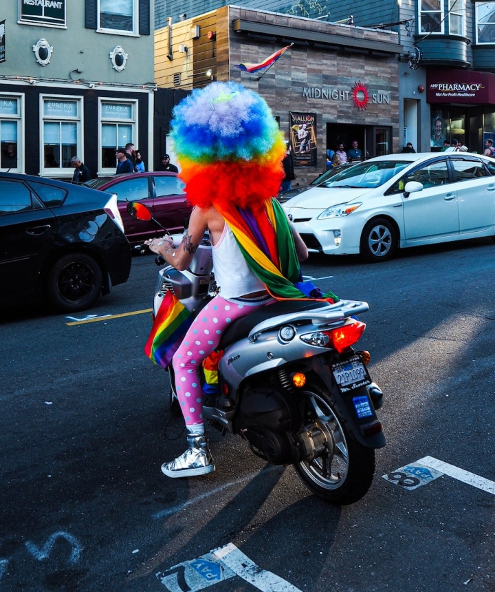 Celebrating Pride Month – Coolest Costumes at San Francisco Pride Parade