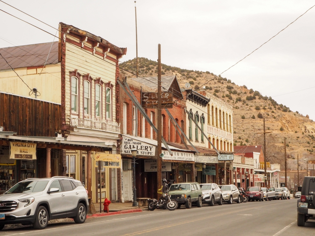 Virginia City A Must See Nevada Ghost Town Kaisa Suojanen