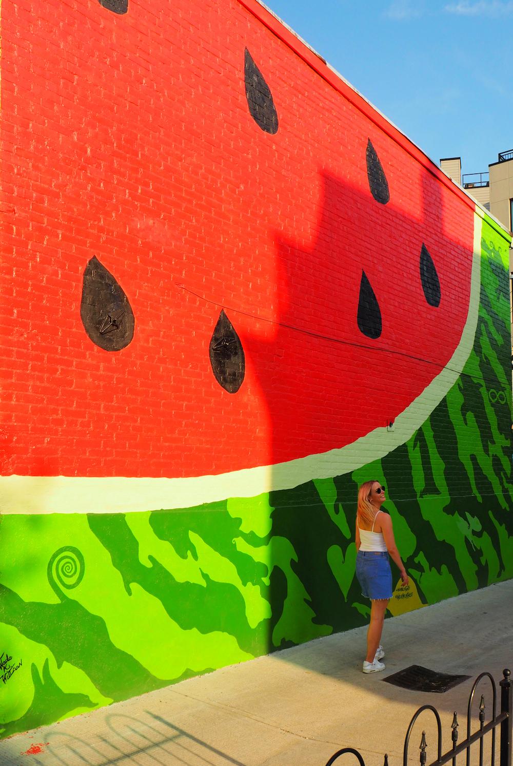 The Watermelon House, Washington D.C.