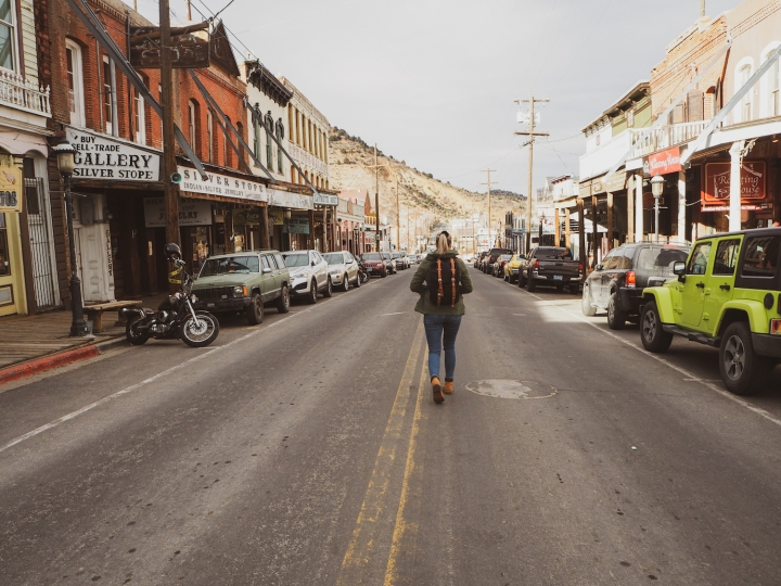 Virginia City – A Must See Nevada GhostTown