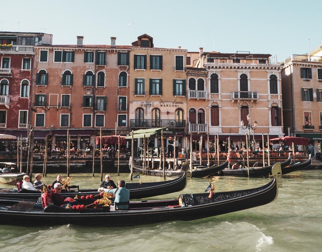 Matkavinkit Venetsiaan