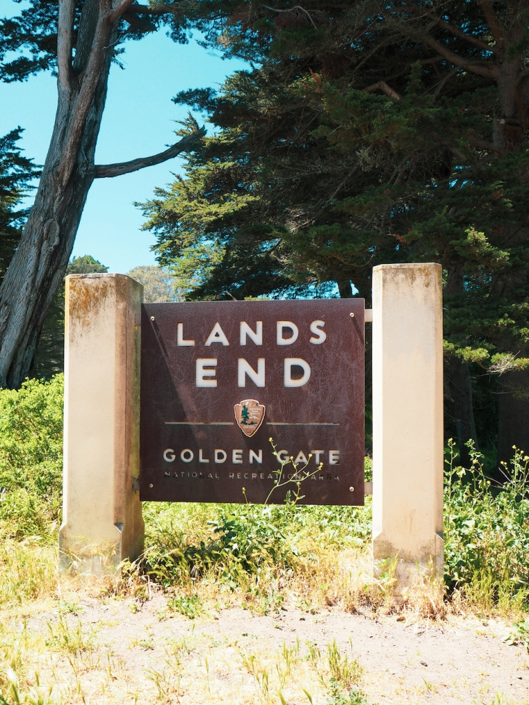 Lands End Trailhead Eagles Point