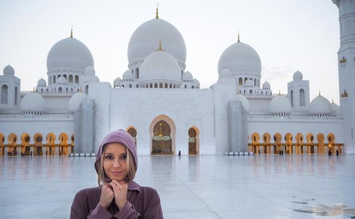 Sheikh Zayedin Moskeija Abu Dhabissa – 3 VinkkiäVierailulle