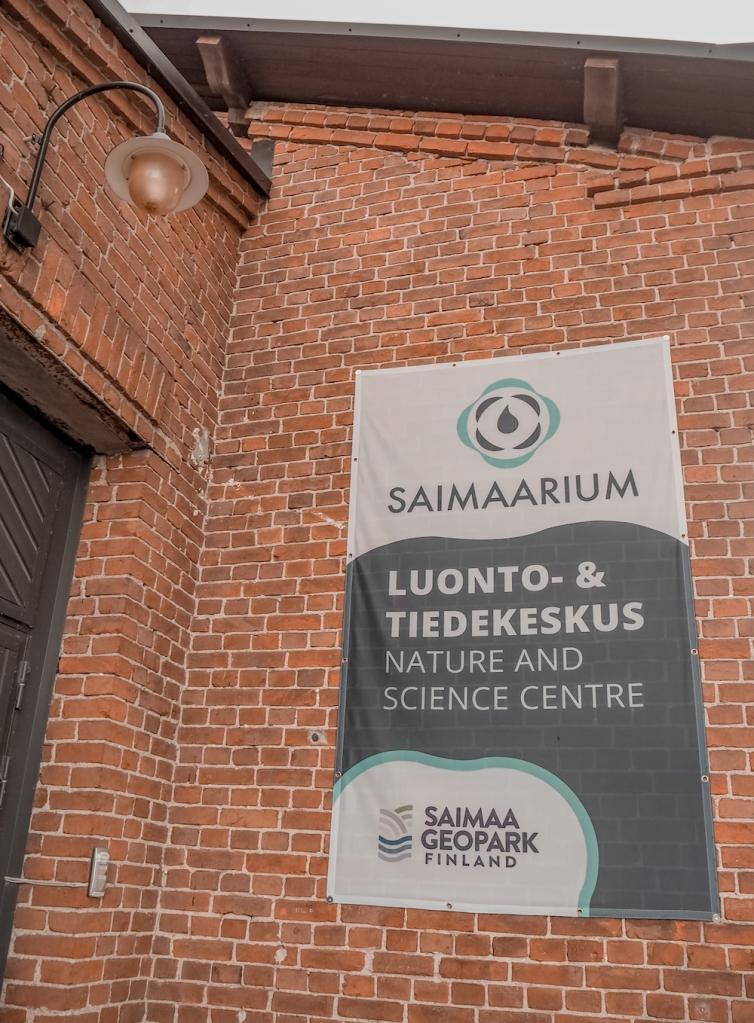 Saimaarium Nature and Science Centre