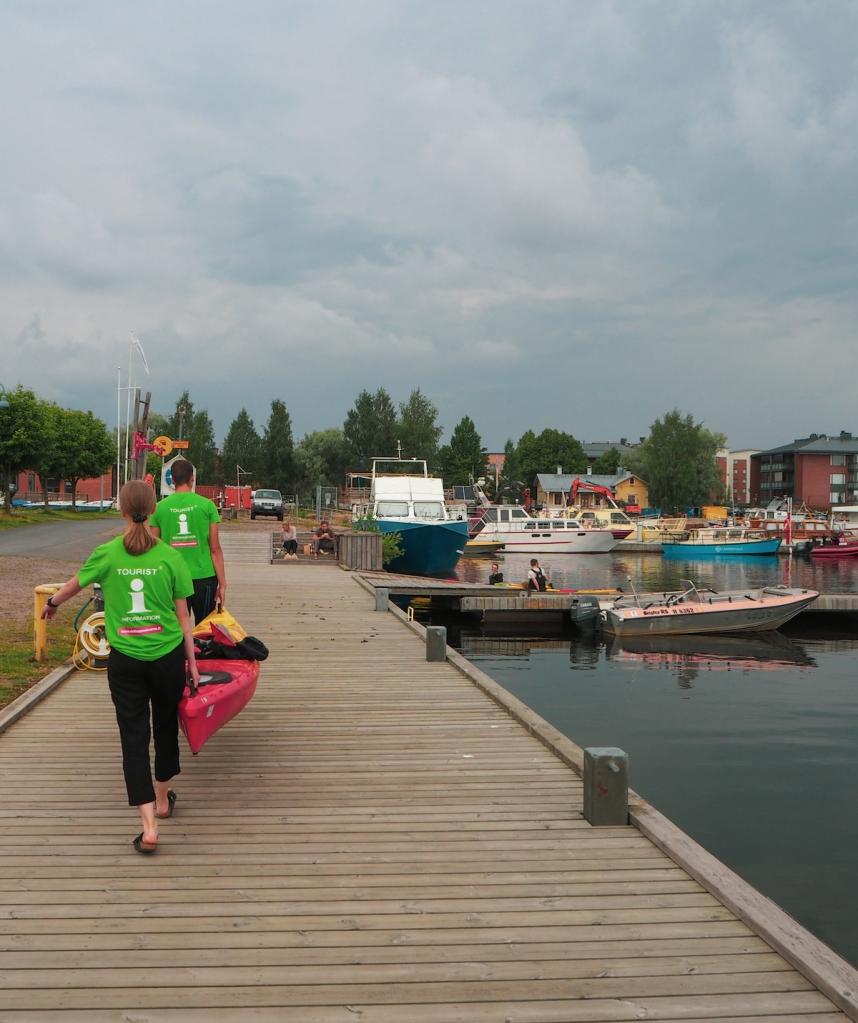 Discover Saimaa Geoparks by canoe