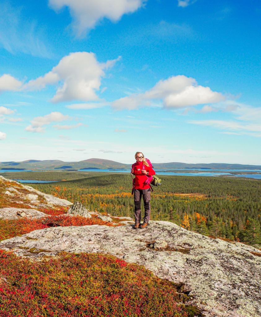 Särkitunturi - Suomen kaunein tunturi